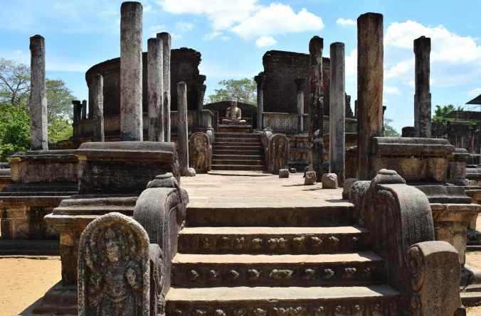 Cidade Antiga de Pollonaruwa, Sri Lanka