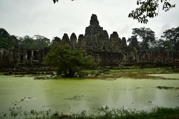 Ruines de Angkor, Cambodje