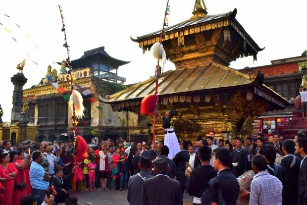 Temple Swayambhunath